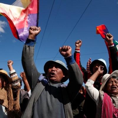 Evo Morales agradece apoyo de Bernie Sanders