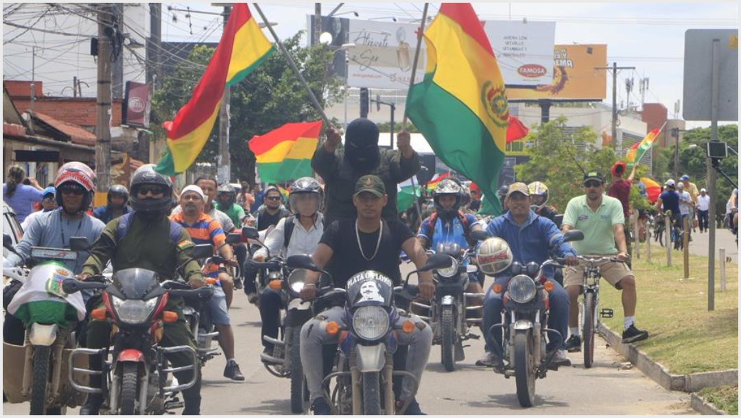 Imagen: Evo Morales llama al diálogo tras las protestas en Bolivia, 9 de noviembre de 2019 (EFE)