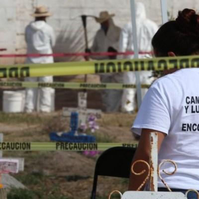 Inician exhumaciones de desaparecidos en Coahuila