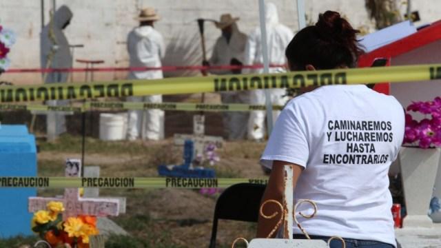 Foto: La exhumación masiva abre la posibilidad de identificar al resto de los otros 36 cuerpos, entre los que se podría encontrar a Irma, una joven de Torreón desaparecida desde el 2008
