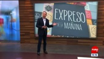 Expreso de la Mañana del 13 de noviembre con Esteban Arce (Parte 2)