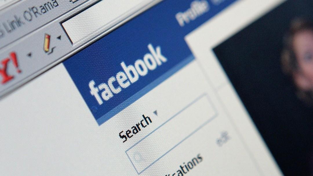 Foto: Facebook presenta fallas en su servicio