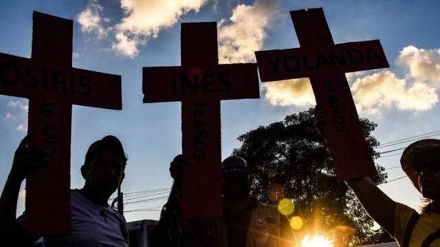 Foto: La Fiscalía General de Justicia del Estado de México informó que de enero a septiembre del 2019 se cometieron 339 asesinatos de mujeres, de los cuales solo 81 casos se están investigando como feminicidio y 258 como homicidios dolosos
