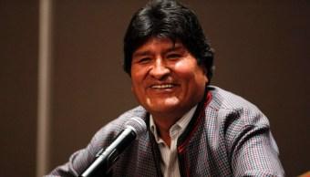 Foto: Fiscalía de Bolivia acepta demanda penal contra Evo Morales