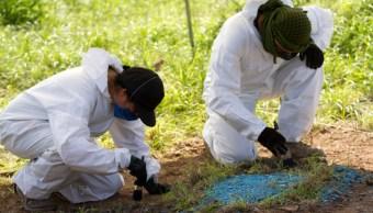 Forenses dan taller de genética a familiares desaparecidos