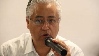 Foto: Alejandro Vera Jiménez, exrector de la Universidad Autónoma del Estado de Morelos (UAEM). Cuartoscuro