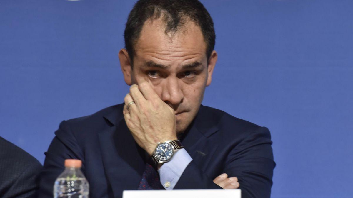 Foto: Arturo Herrera, titular de la titular de la Secretaría de Hacienda y Crédito Público (SHCP). Cuartoscuro