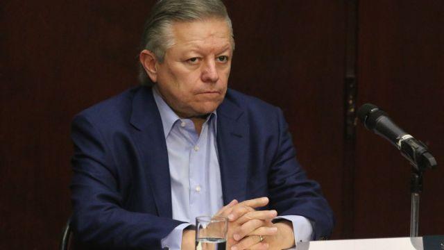 Foto: Arturo Zaldívar, ministro presidente de la Suprema Corte de Justicia de la Nación. Cuartoscuro