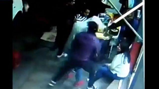 Foto: Los ladrones robaron celulares y carteras