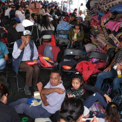 Bloqueo en Cámara de Diputados será reforzado por 7 mil campesinos: Antorcha