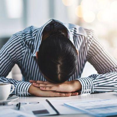 'Burnout', síndrome del trabajador quemado, será clasificado como enfermedad