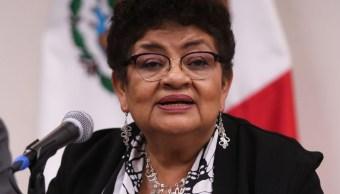 Foto: Ernestina Godoy, procuradora de Justicia de la Ciudad de México. Cuartoscuro