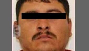 """Foto: José Guadalupe Díaz Díaz es miembro de """"Los Azteca"""". Ciudad Juárez Unido Contra la Extorsión"""