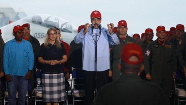 Foto: Nicolás Maduro, presidente de Venezuela.