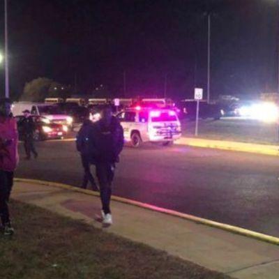 Tiroteo en juego de futbol americano deja dos heridos en Nueva Jersey