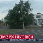 Foto: Frente Frío Veracruz Muertos Afectaciones 1 Noviembre 2019
