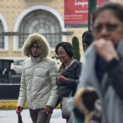 Permanecen bajas temperaturas en el norte del país