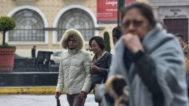 FOTO: Activan Alerta Gris por frente frío 23