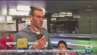 Fuera de Lugar: Gareth Bale no atiende a niño