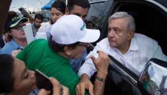 Foto: El mandatario federal aseveró que la obra traerá grandes beneficios a Yucatán en el tema de empleos y reactivación de la economía, 9 de noviembre de 2019 (Martín Zetina /Cuartoscuro.Com)