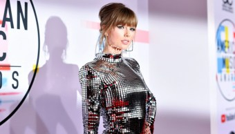Foto: Taylor Swift dice que su actuación en los AMA está en duda, 15 de noviembre de 2019 (Getty images)