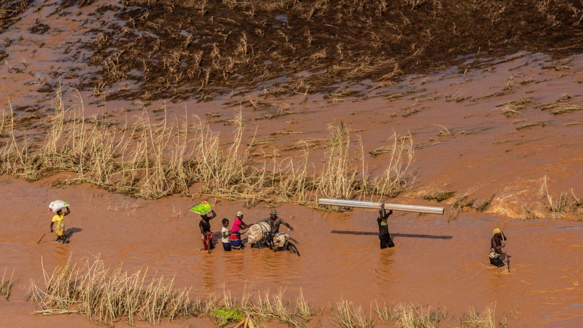 2019: Los desastres naturales que marcaron el año