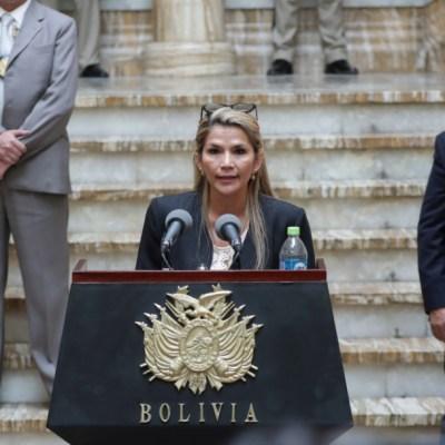 Gobierno de Bolivia acusa a Evo Morales por avivar protestas desde México