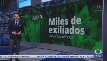 Gobierno de México concedió asilo político a Evo Morales