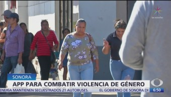 Foto: Gobierno Sonora desarrolla app contra violencia género
