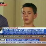 Habla sobreviviente del ataque contra familia LeBarón