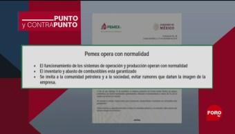 FOTO: Hackeo a Pemex y desabasto de gasolina, la paparrucha del día, 12 noviembre 2019