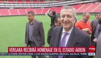 FOTO: Homenajearán a Jorge Vergara en el estadio de Chivas, 16 noviembre 2019