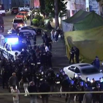 Reportan tres homicidios en Valle de México