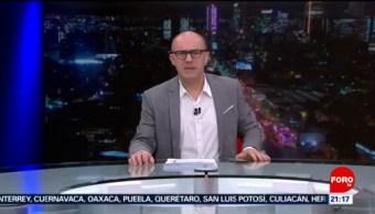 Foto: Hora 21 Julio Patán Programa Completo 4 Noviembre 2019