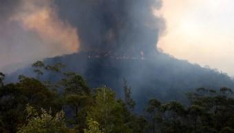 Foto: Emergencia en Australia por la ola de incendios forestales, 13 noviembre 2019