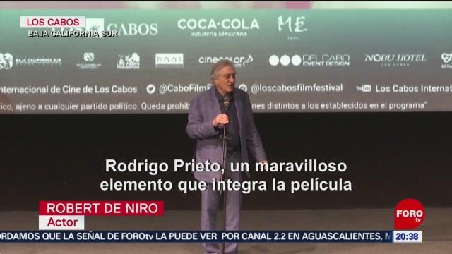 FOTO: Inicia Festival Internacional de Cine de Los Cabos, 14 noviembre 2019
