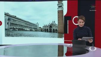 FOTO: Inundaciones en Venencia continúan en un 70 por ciento, 15 noviembre 2019