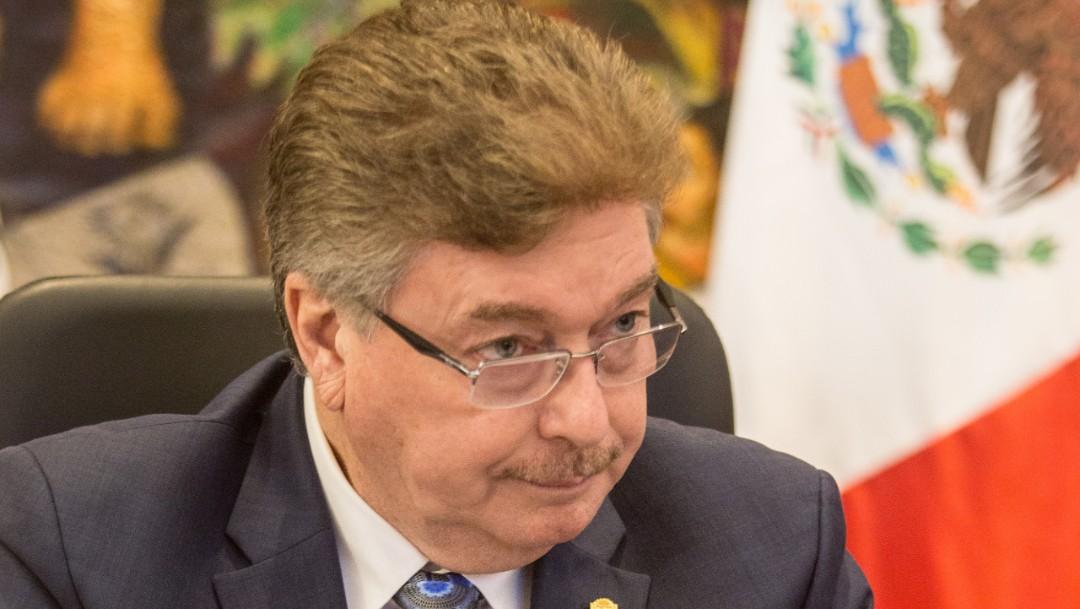 Jaime Bonilla denuncia al exgobernador de BC Francisco Vega