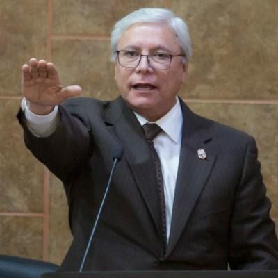 Jaime Bonilla toma protesta como gobernador de Baja California por un periodo de 5 años