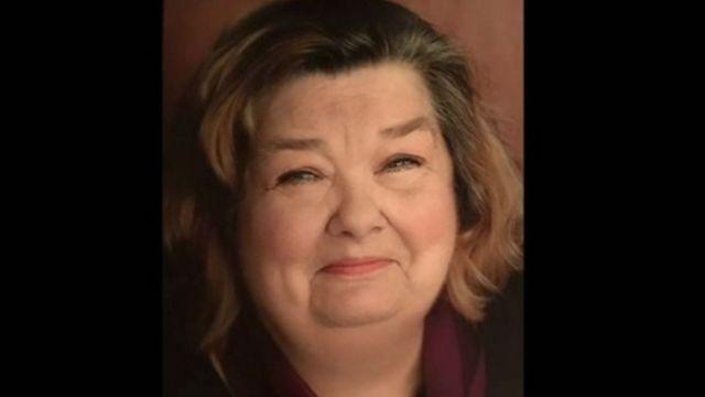 Jane Galloway murió de una insuficiencia cardiaca.