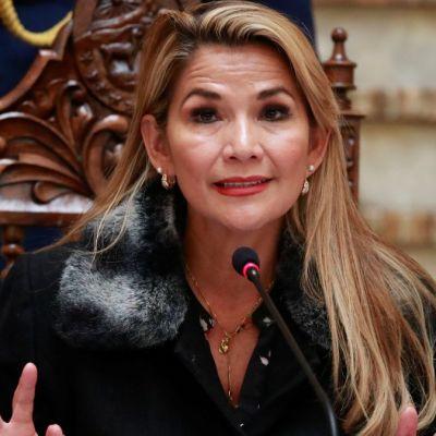 Presidenta interina de Bolivia envía proyecto de ley para elecciones