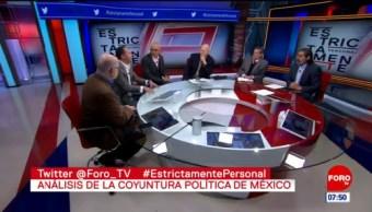 La coyuntura política de México