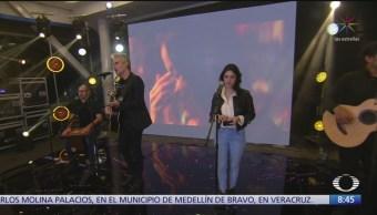 'La Gusana Ciega' canta contra la violencia hacia las mujeres