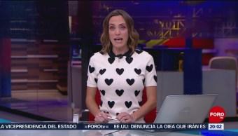 FOTO: Las Noticias, con Ana Francisca Vega: Programa del 11 de noviembre de 2019, 11 noviembre 2019
