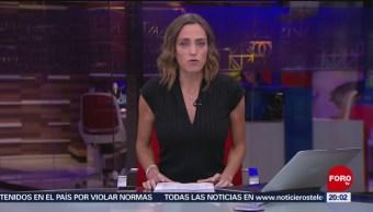 FOTO: Las Noticias, con Ana Francisca Vega: Programa del 18 de noviembre de 2019, 18 noviembre 2019