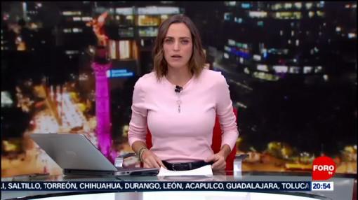 Foto: Las Noticias Ana Francisca Vega Programa Completo Forotv 22 Noviembre 2019