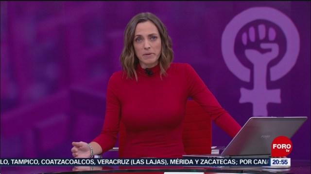 Foto: Las Noticias Ana Francisca Vega Programa Completo 25 Noviembre 2019