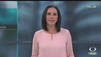 FOTO: Noticias Karla Iberia Programa Completo 11 Noviembre