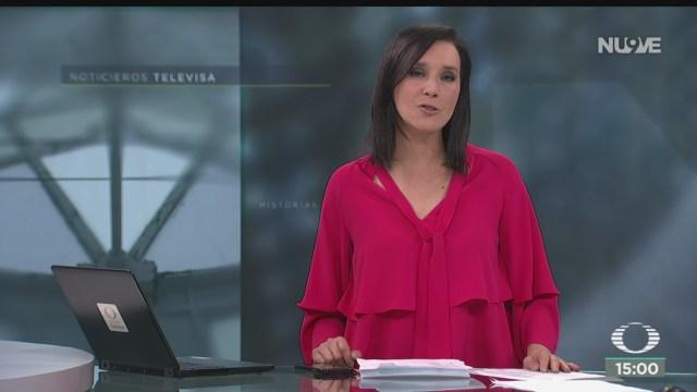 Foto: Noticias Karla Iberia Programa Completo 25 Noviembre