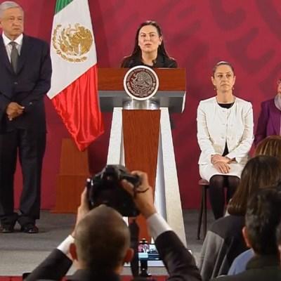 La panista Laura Rojas pide a AMLO trabajar juntos por las mujeres